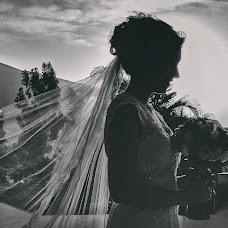 Wedding photographer Sara Velásquez (bodasenblancoyn). Photo of 11.07.2016