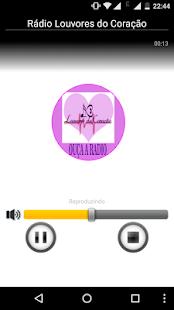 Rádio Louvores do Coração - náhled