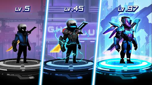 Cyber Fighters screenshot 4
