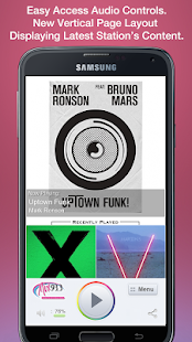 Mix 93.3- screenshot thumbnail