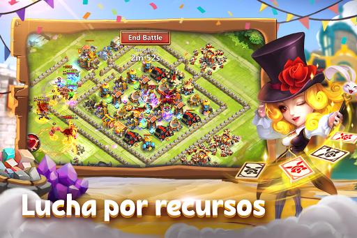 Castle Clash: Epic Empire ES 1.7.51 screenshots 11