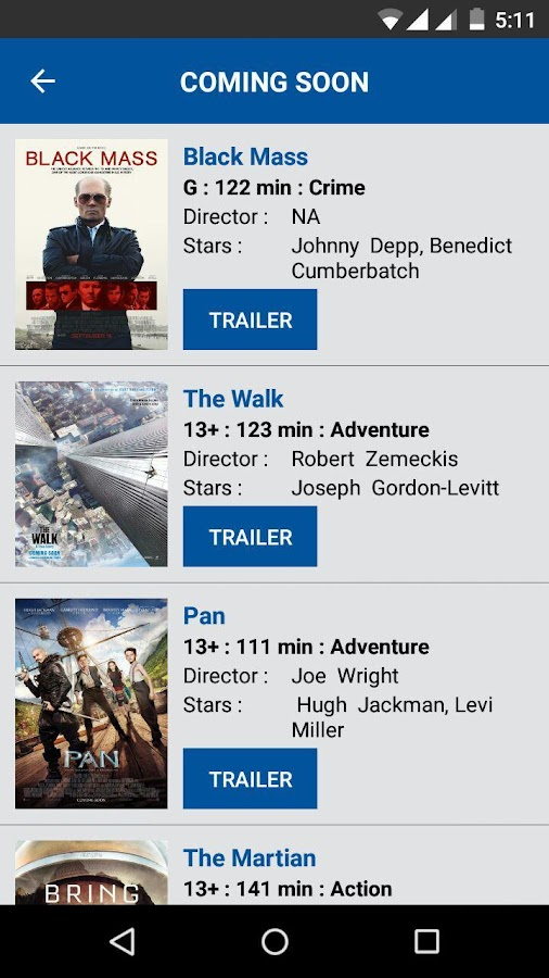 Sky Cinemas Kuwait- screenshot