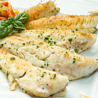 Baked White Fish Fillets Recipe