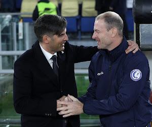 """Roma-coach: """"Kan moeilijk zeggen dat we briljant hebben gespeeld"""""""