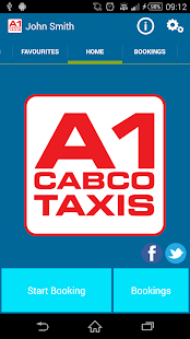 A1 Cabco Taxis- screenshot thumbnail