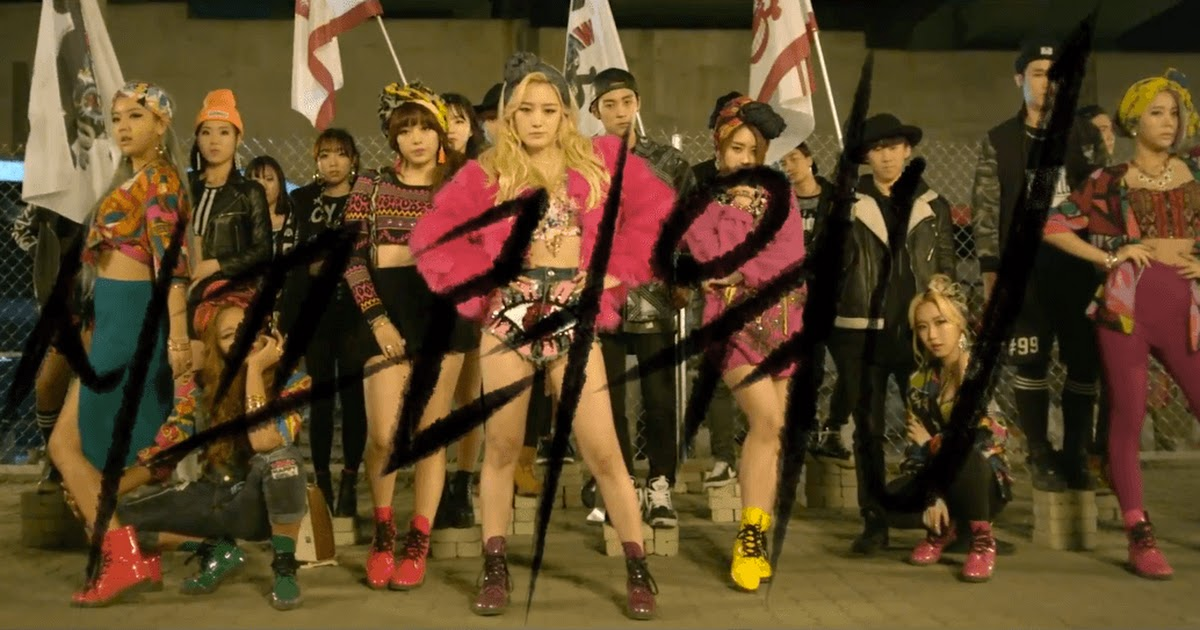 """WA$$UP releases official MV for """"Shut Up U"""""""