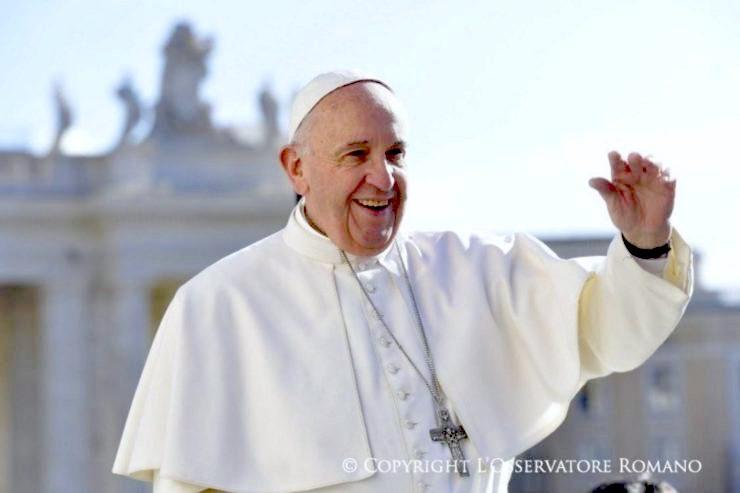 Đức Thánh Cha Phanxico khen ngợi nhóm quan tâm đến ngôi nhà chung