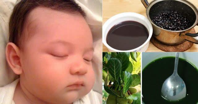 Con 3 tháng tăng 5-7 kg nhờ sữa mẹ thơm ngon sau khi uống thứ nước tự nấu