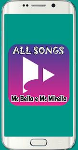 Mc Bella e Mc Mirella - Te Amo PIRANHA Musica - náhled