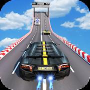 Extreme GT Car Stunts: City Sports Car Racing Free