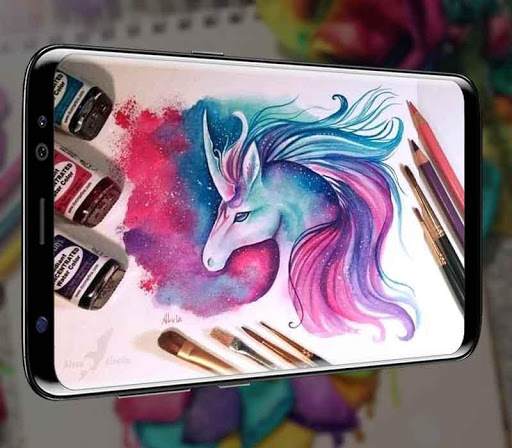 2021 Color Pencil Art Drawing Ideas Pc Android App Download Latest