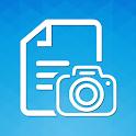 스마트폰 스캔 증빙관리 icon
