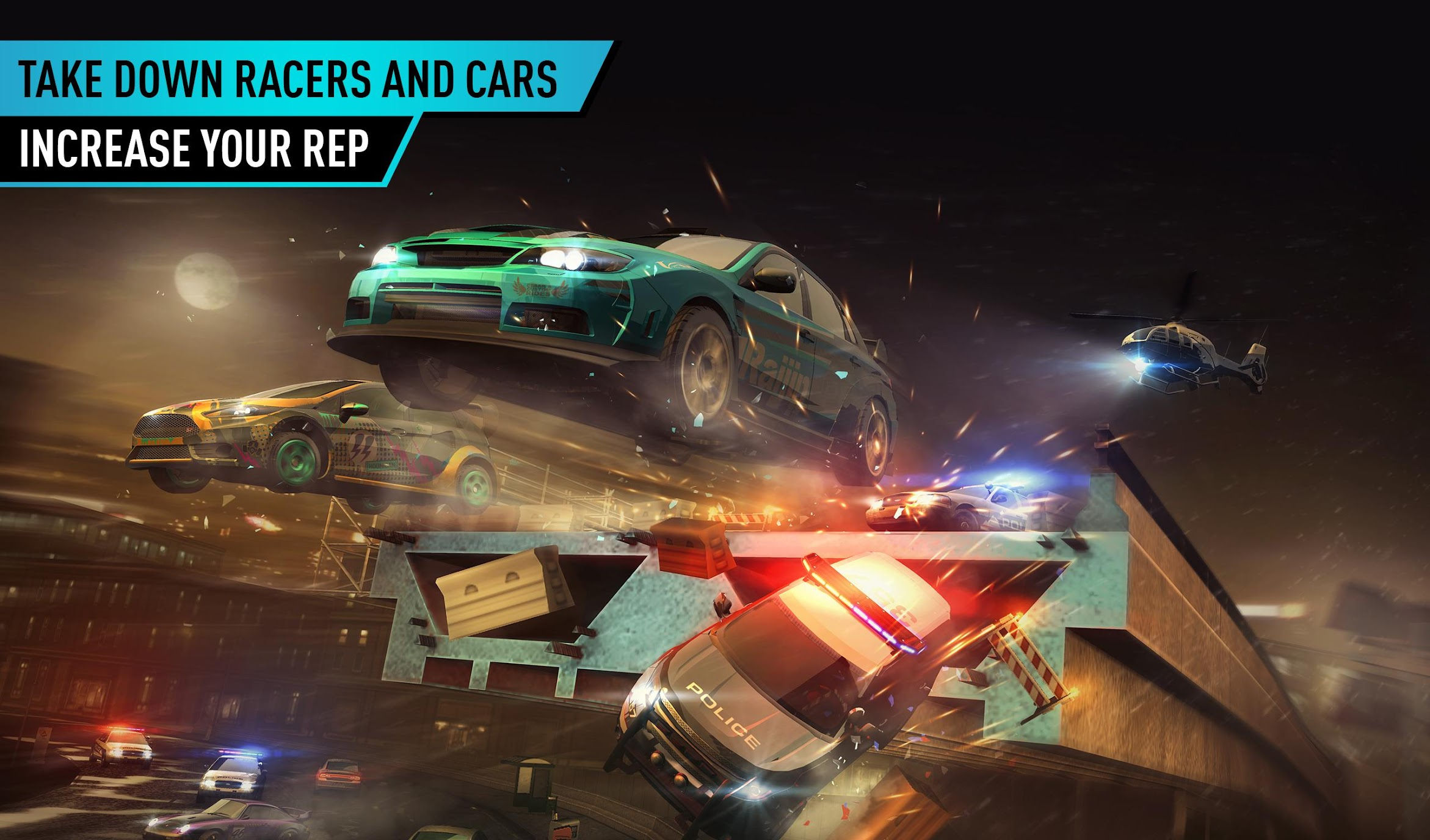 Need for Speed No Limits Mod apk (Unlimited Money/Unlocked All) GPU 4