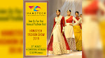 Featuring Elegant Japanese Art at Hamstech Fashion Show 2019