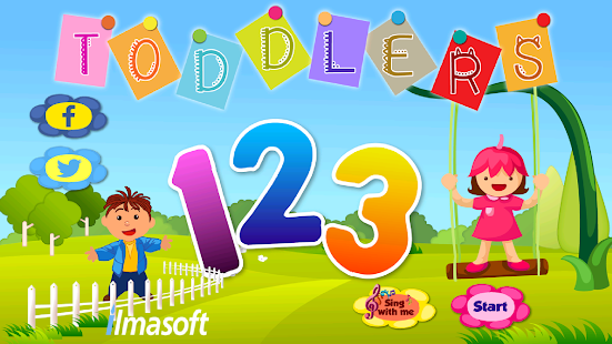 Counting for Kids 123 - náhled