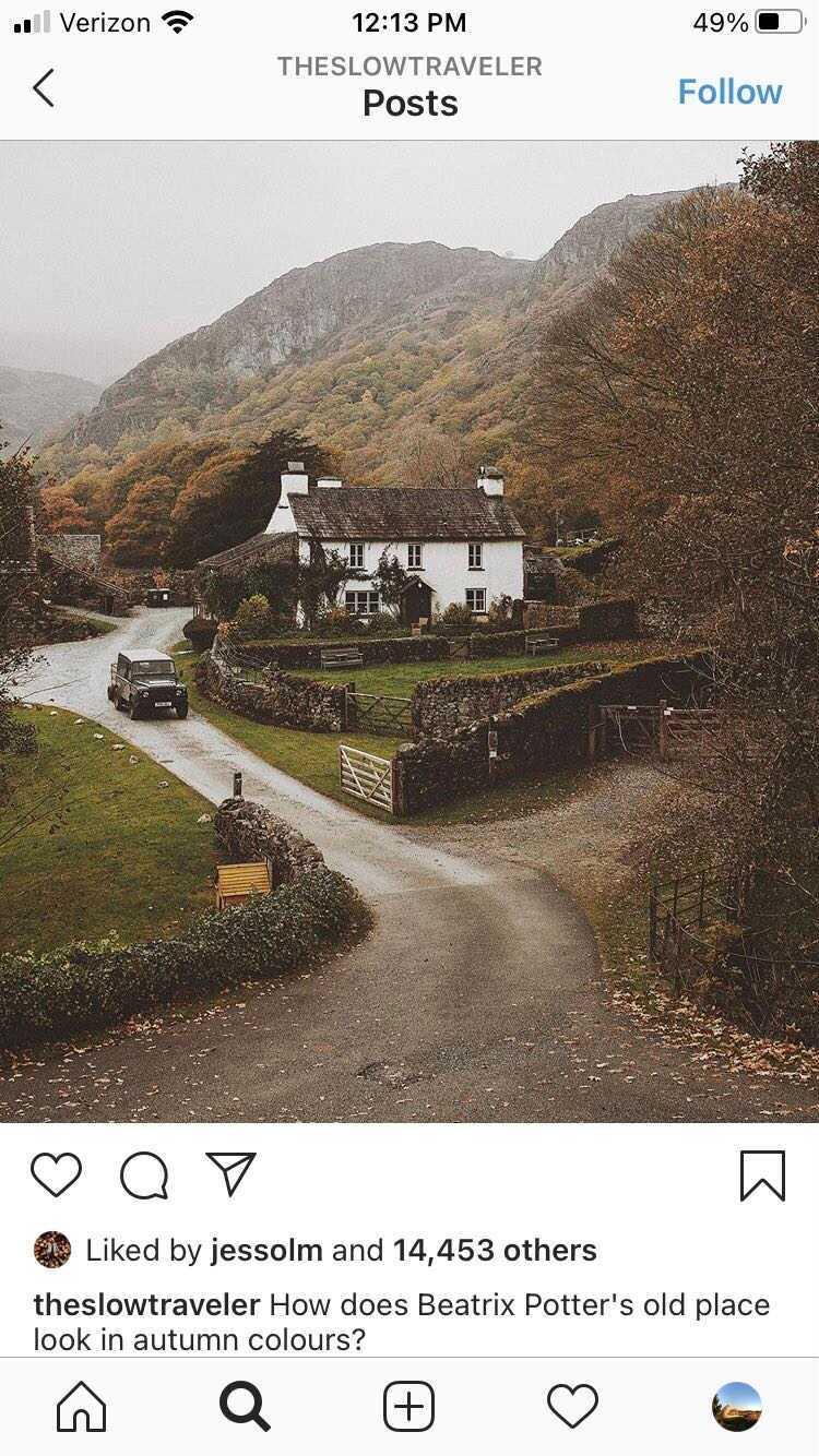 travel Instagram theslowtraveler