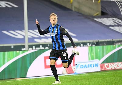 """Noa Lang sloopte de Kortrijkse muur voor Club Brugge: """"Soms leek het net handbal"""""""