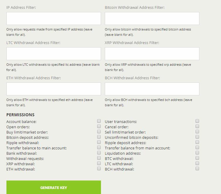 Bitstamp API Access Full Tutorial - Cryptoins io