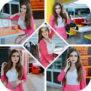 Photo Collage Maker -Picmix- Beauty Selfie Camera