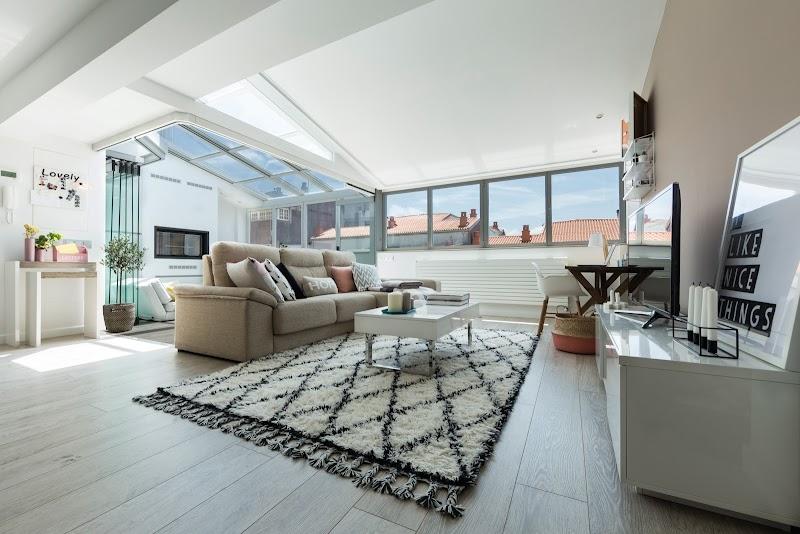 Reforma integral de apartamento en Santiago de Compostela - Alba Castelo