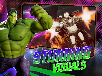 MARVEL Strike Force Mod 2.3.1 Apk [Unlimited Money] 8