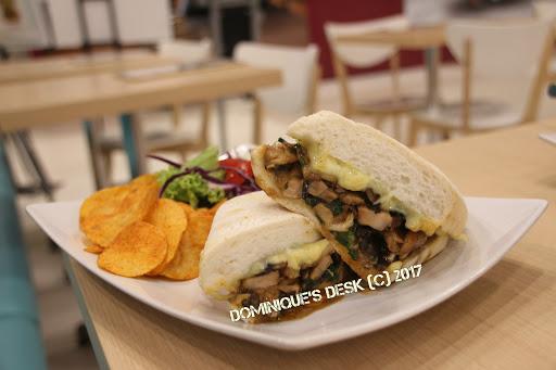 Beef Bulgogi Sandwich