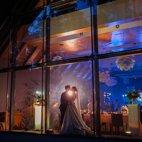 Wedding photographer Tatyana Kalishok (Midnight). Photo of 23.09.2017