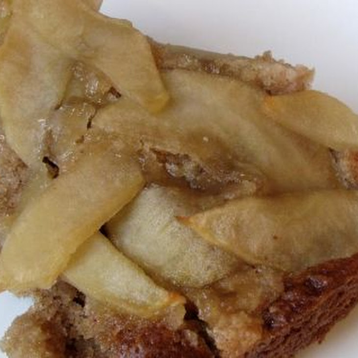 Chai-Apple Coffee Cake Recipe