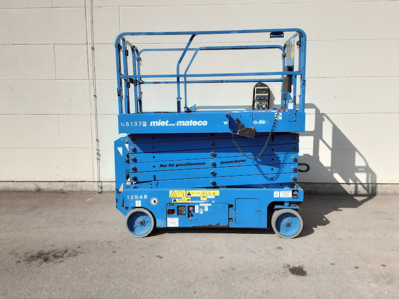 Picture of a GENIE GS-4047