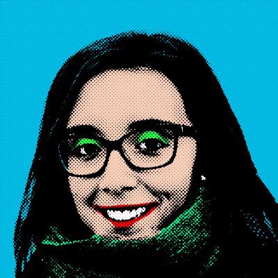 Andy Warhol RITRATTO DI LIZ TAYLOR di DiegoCattel