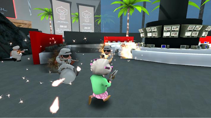 Gangster Granny 3- screenshot