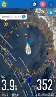 OnCourse - boating & sailing - náhled