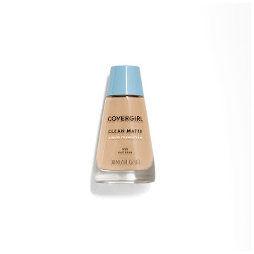 Base Covergirl Clean Oil