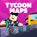 Tycoon Maps for Minecraft PE icon