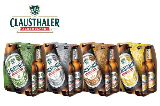 Bild für Cashback-Angebot: Clausthaler Alkoholfrei Sixpacks - Clausthaler