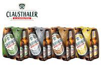Angebot für Clausthaler Alkoholfrei Sixpacks im Supermarkt - Clausthaler