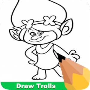 How to draw trolls android apps on google play how to draw trolls ccuart Gallery