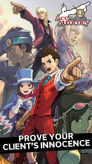 Apollo Justice Ace Attorney- screenshot thumbnail
