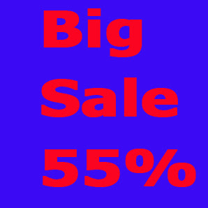 BIG SALE OFF
