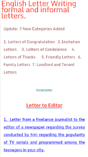 English letter writing android apps on google play english letter writing screenshot thumbnail english letter writing screenshot thumbnail stopboris Gallery