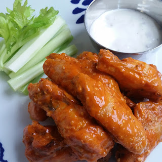 Sesame Sambal Buffalo Wings