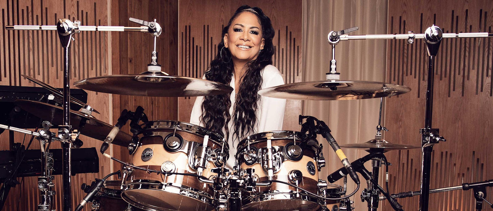 Online Drumming and Percussion Course with Sheila E.
