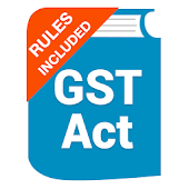 GST Connect-GST Act, Rules & Rates by CAclubindia