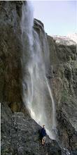 Photo: A la gran cascada