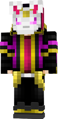 Minecraft skins von fortnite