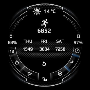 Neo Watch Face- screenshot thumbnail