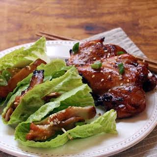 Chicken Bulgogi.