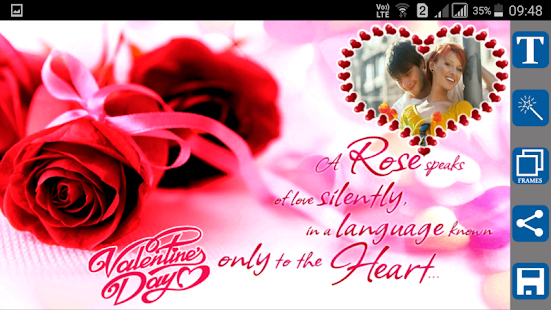 Valentine Day Frames - Android Apps on Google Play
