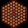 Reversi Hexagonal