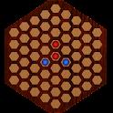 Reversi Hexagonal icon